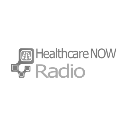 The Healthcare Radio Now logo